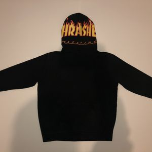 Thrasher x Vans collab hoodie XS for Sale in New York, NY