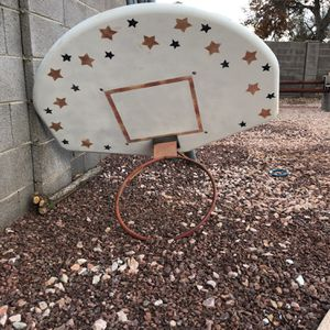 Pool Basketball Pole And Hoop for Sale in Chandler, AZ
