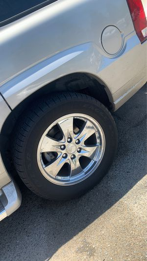 "20"" Escalade stocks for Sale in Winton, CA"