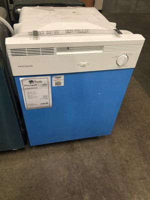 New Frigidaire White Dishwasher! for Sale in Chandler, AZ