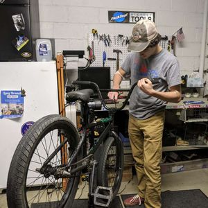 Long Branch Bike Repair: Bicycle Repair Service for Sale in Annandale, VA