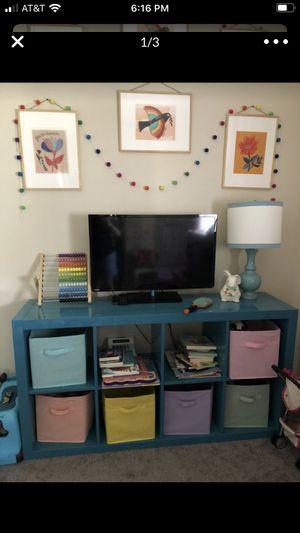 IKEA cube shelf unit for Sale in Whittier, CA