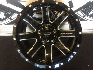 Pro Comp Series 8176 New Wheels 17x9, 5x5 (5 Wheels) for Sale in Ontario, CA