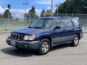 2002 Subaru Forester for Sale in Tacoma, WA