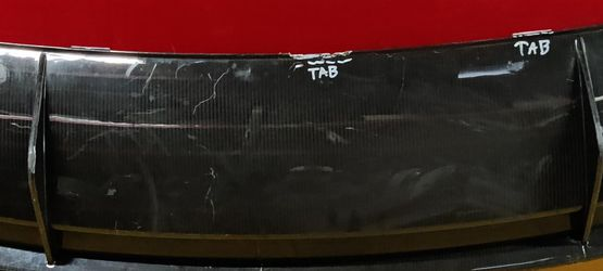 Audi RS7 Rear Bumper Lower Diffuser OEM 2014 2015 2016 2017 for Sale in Los Angeles,  CA