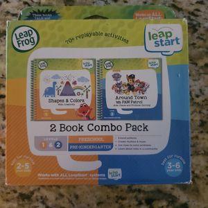 Leapfrog 2 Book Combo Pack for Sale in Port St. Lucie, FL