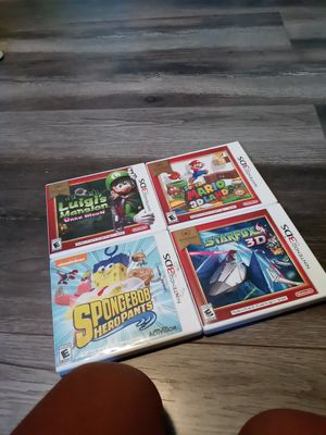 Nintendo 3DS games for Sale in Rosemead, CA
