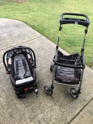 Graco Car Seat and Stroller for Sale in Norcross, GA