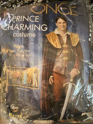 Men's Prince Charming Halloween costume for Sale in Phoenix, AZ