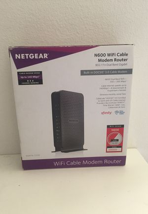 WiFi Router / Modem for Sale in Los Angeles, CA