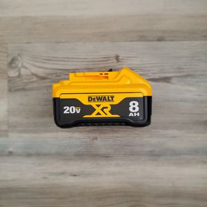 8.0 AH DeWALT Battery for Sale in San Diego, CA
