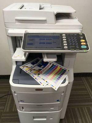 Oki MC780F On Sale LED Business Grade Copy Print Scan for Sale in Dallas, TX