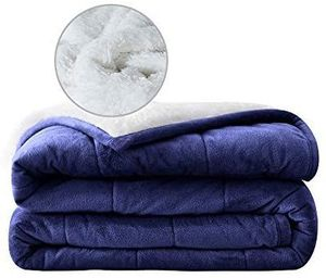 """Weighted Blanket Full 60""""x80"""" 20lbs for Sale in Etiwanda, CA"""