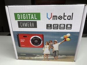 New Vmetal Digital Camera for Sale in Detroit, MI