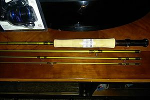 Sage fly fishing rod for Sale in Asheville, NC