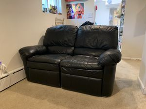 Recliner leather for Sale in Arlington, VA