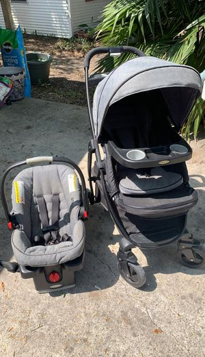 Graco Stroller and Car Seat for Sale in Houston, TX