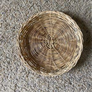 ‼️Light Wicker Basket‼️ for Sale in Edgar, WI