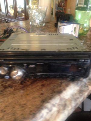 JVC Car DVD player for Sale in Richmond, VA