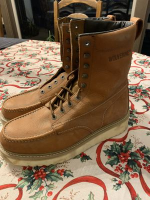 Wolverine Work Boots size 13 for Sale in Oak Harbor, WA
