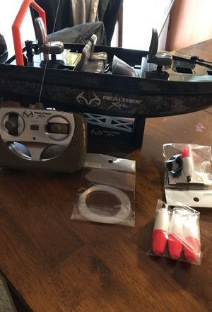 Rc fishing boat for Sale in Fallston, MD