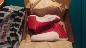Jordan 12 gym red for Sale in Columbus, OH