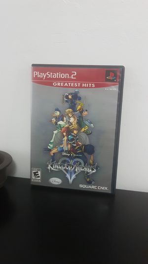 Kingdom Hearts 2 Playstation 2 Greatest Hits (complete) for Sale in Miami, FL