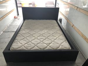 FREE full size bed frame and mattress for Sale in Wilmington, NC