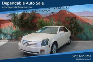 2007 Cadillac CTS for Sale in Tucson, AZ
