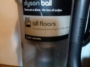 Dyson dc24 all floor ball vaccum for Sale in Woonsocket, RI
