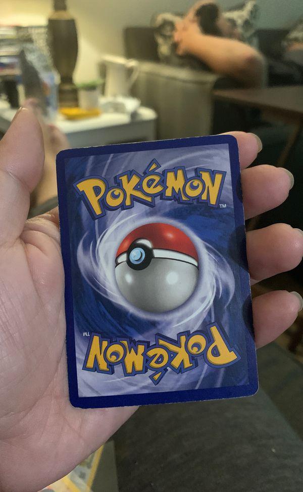 Venusaur Pokemon Card