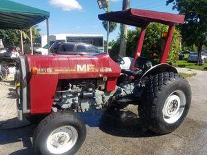 Massey Ferguson Farm Tractor Model MF 255 3-point PTO hitch runs great for Sale in Pembroke Pines, FL