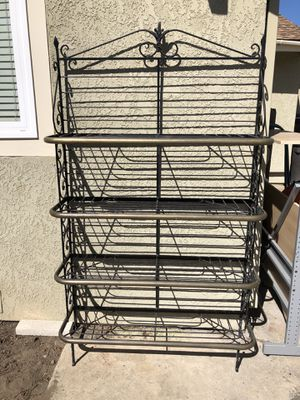 Bakers Rack for Sale in Long Beach, CA