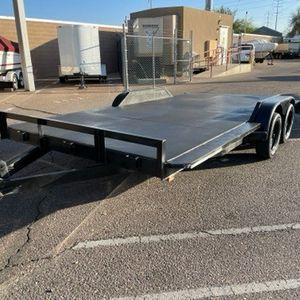 2012 Carson Extra Wide Car Hauler Trailer for Sale in Gilbert, AZ