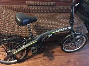 "Brand new Overton Adventurer 20"" folding bike item # 86222 for Sale in Tigard, OR"