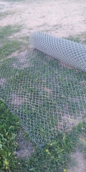 One roll industrial chain link for Sale in Tucson, AZ