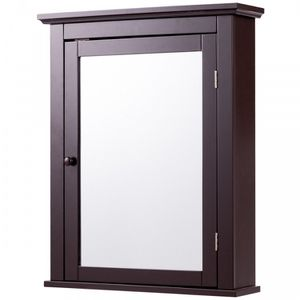 Mirrored Storage Medicine Cabinet Wall Mounted for Sale in Ontario, CA