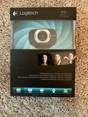 New Logitech c615 webcam for Sale in Springfield, VA