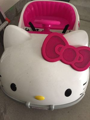 Kids car Hello Kitty for Sale in Buena Park, CA