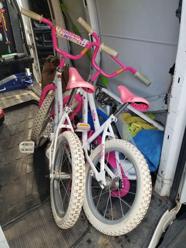16 girl rallye bike (1 bike)
