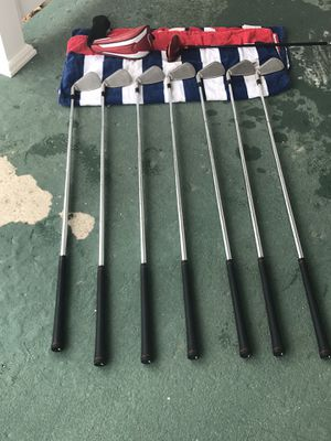 Golf clubs, Nike, VRS cover tour for Sale in Marion, OH