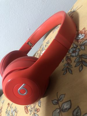 Beats by Dre solo 3 product red for Sale in New York, NY