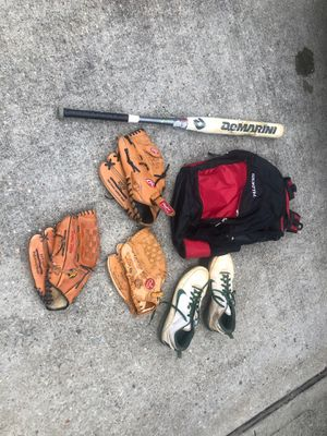 Softball gear. for Sale in Houston, TX
