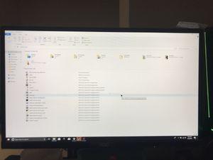 AOC monitor 22 inch HDMI n VGA 2k FHD for Sale in Arlington, VA