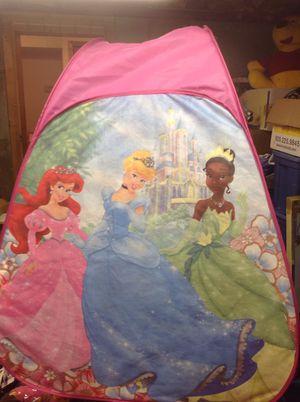 Princess tent for Sale in Sudbury, MA