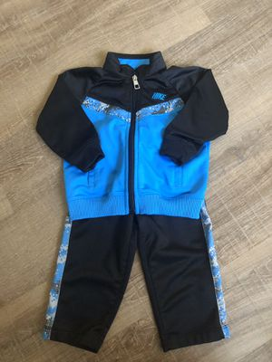 Boys Nike outfit 18 months for Sale in Mattawan, MI