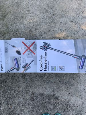 Dyson vacuum cleaner - price drop for Sale in Lodi, CA