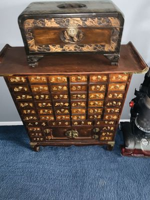 Asian antique furniture for Sale in Los Angeles, CA