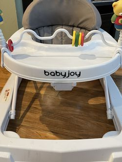 Adjustable Height Removable Folding Portable Baby Walker for Sale in Vancouver,  WA
