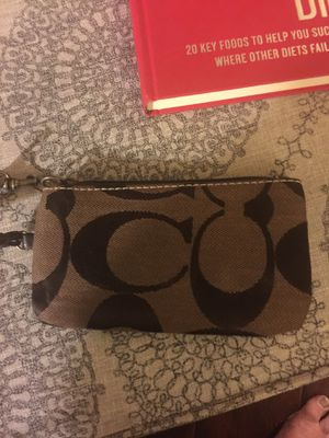Coach wristlet for Sale in Akron, OH